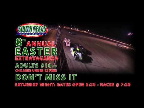 South Texas Speedway Easter