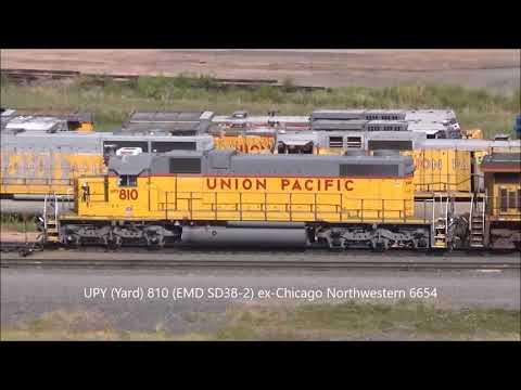 Union Pacific Bailey Yard