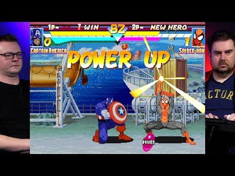 Ranking of Fighters 0007: Marvel Super Heroes & Street Fighter X Tekken