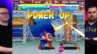 Ranking of Fighters 0007: Marvel Super Heroes & Street Fighter X Tekken