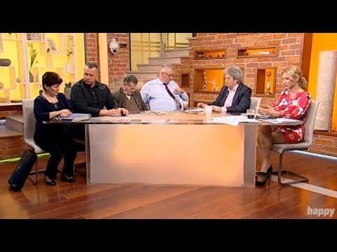 Stravican slucaj ukradene bebe iz porodilista 70-ih - Dobro jutro Srbijo - (TV Happy 16.03.2018)