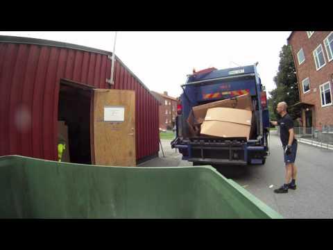 Garbagemen @ work