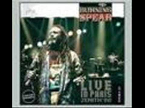 Burning Spear Built This City Live In Paris Zenith 1988 cd 2 track 4