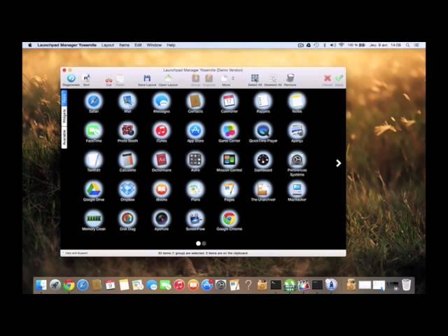 [TUTO] Comment enlever une icone du Launchpad sur son Macbook