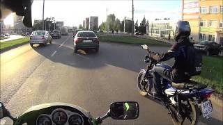Выезд на мото - г. Великий Новгород 11.09.15