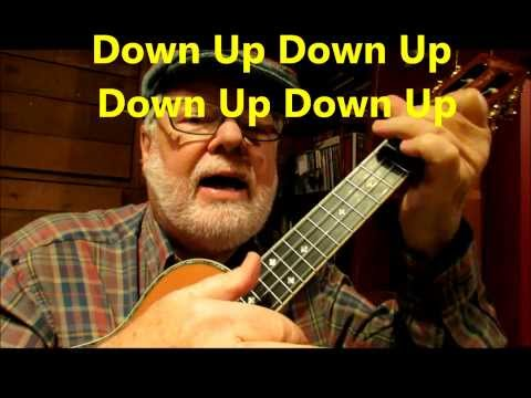 """THE ABC SONG"" - Sing-a-long and Play-a-long with Ukulele Mike and Sugar"
