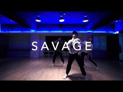 Savage - TANK | Minky Jung Choreography