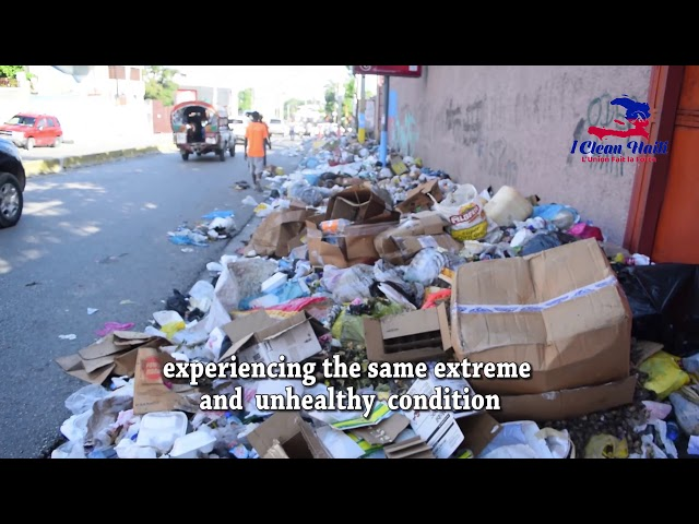 I Clean Haiti Documentary