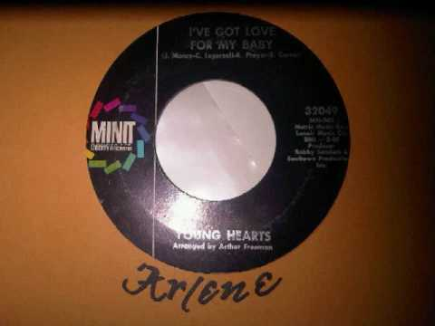 I've Got Love For My Baby ~ Young Hearts.wmv