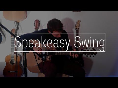 Speakeasy Swing - Shane Hennessy [Fingerstyle COVER Markus Stelzer]