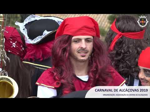 Carnaval no Concelho de Viana do Alentejo 2019