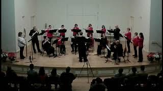 Santa's Symphony arr. Ricky Lombardo
