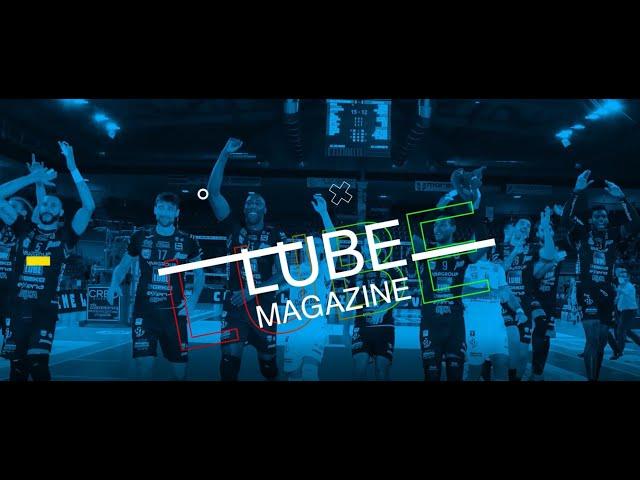 Lube Volley Magazine - Puntata 8 - Luciano De Cecco