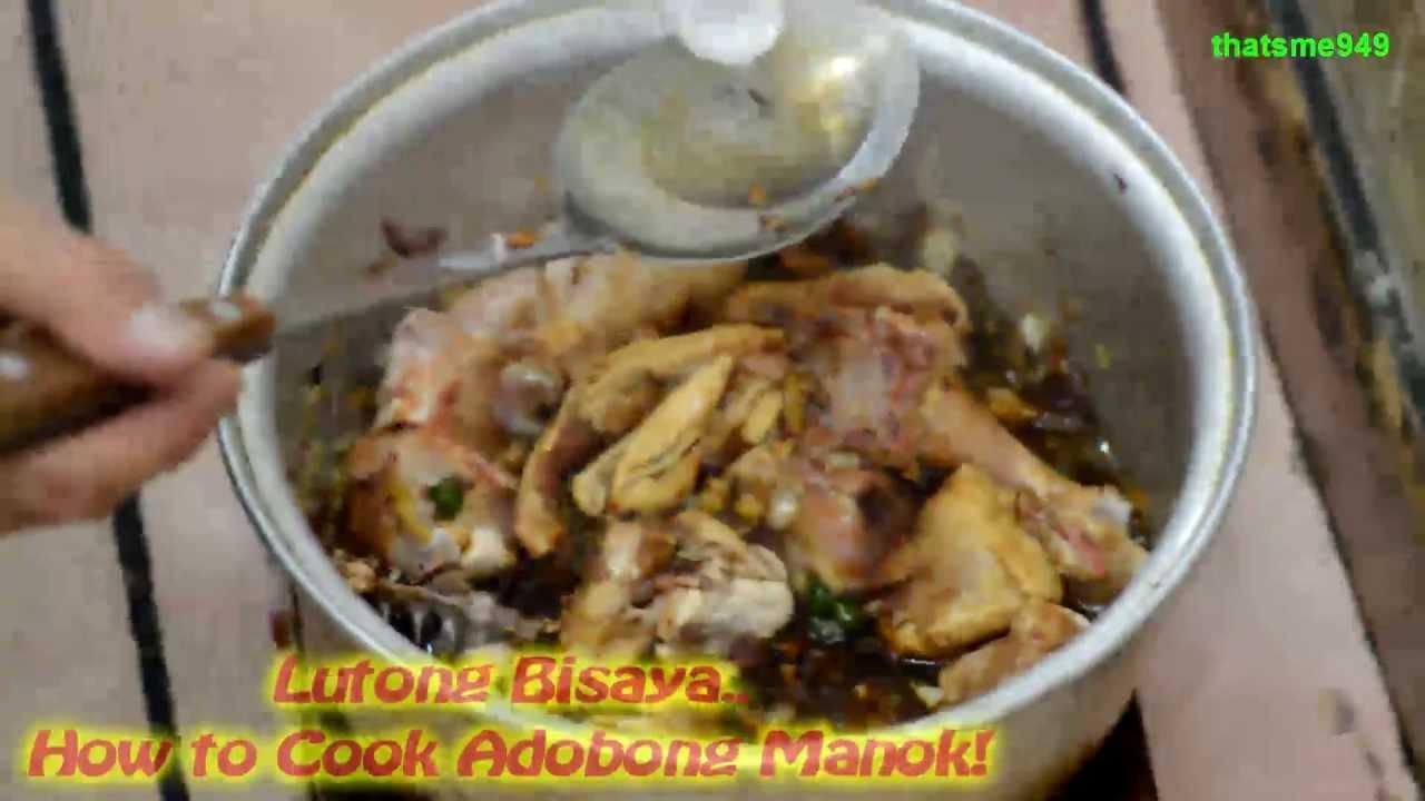 how to cook menudong manok