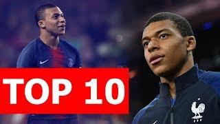 Top 10 điều thú vị về Kylian Mbappé