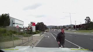 Car Accident Wellington Road, Rowville