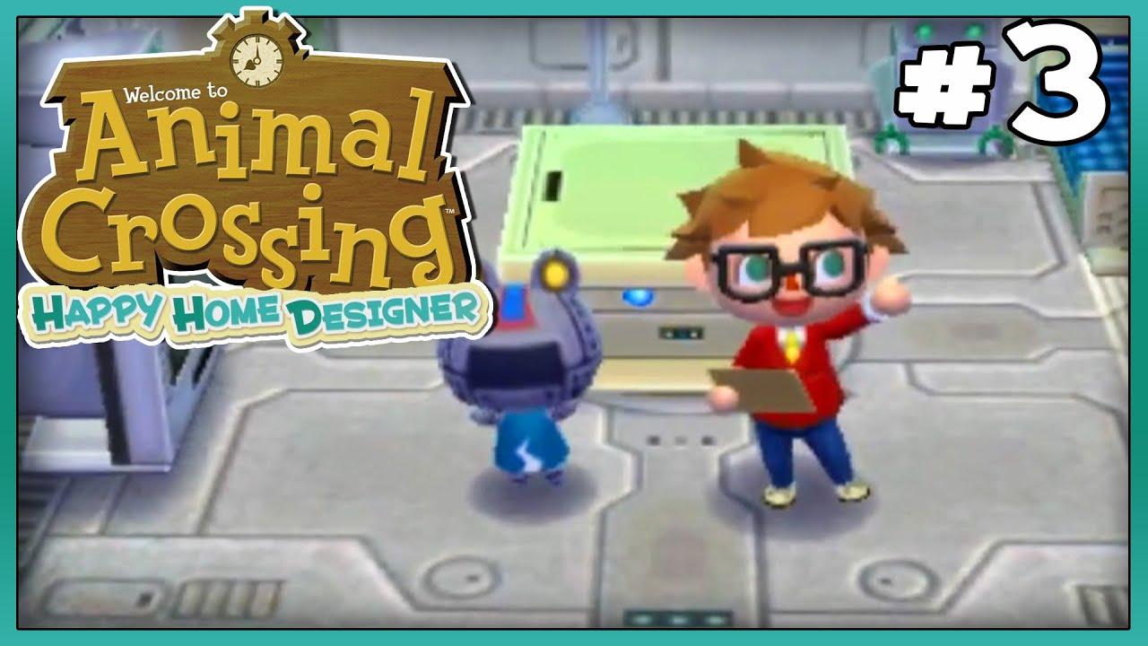 Animal crossing happy home designer part 3 day 4 5 black - Animal crossing happy home designer cheats ...