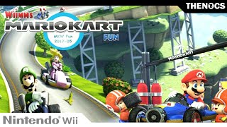 El mejor Hack de Mario Kart Wii | Mario Kart Fun 2017 -05 | MKW Mods |Thenocs Video