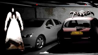 Spot H9 - Search for Your Car in a Shifting Parking Lot Full of Monsters in this Weird Horror Game!