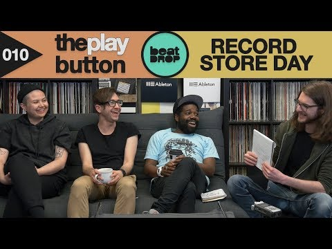 The Play Button - Episode 010: Record Store Day