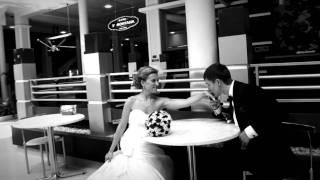 Свадьба Игоря и Николь - черно белый клип