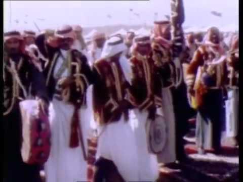 زيارة الملك خالد الى المجمعة