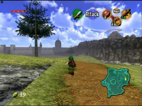 Guide: Playing Legend of Zelda Ocarina of Time in High Definition