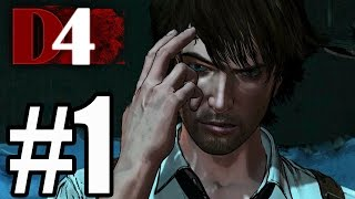 D4 Dark Dreams Don't Die Prologue Full Game Walkthrough / Complete Walkthrough