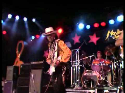 Stevie Ray Vaughan - Mary Had A Little Lamb & Cold Shot - Live At Montreux85