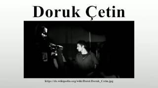Doruk Çetin