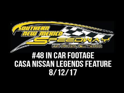 Casa Nissan Legends #48 In Car Footage