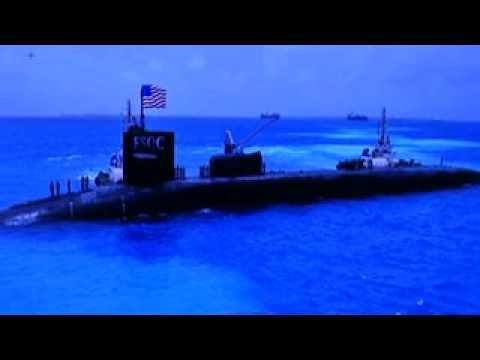 NEW TOP SECRET USA SUBMARINE VAPORIZES SOMALI PIRATES WITH LETHAL LASER BEAM-1