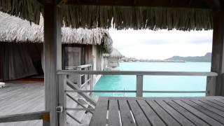 Honeymoon at The St. Regis in Bora Bora