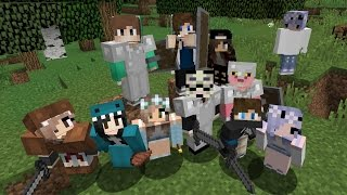 SEZON NOU DE SURVIVAL CU BRIGADA (DOWNLOAD HARTA VECHE) | Minecraft