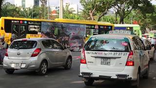 HOW TO GET FROM TAN SON NHAT AIRPORT (SGN) TO HO CHI MINH CITY CENTER DISTRICT 1, VIETNAM
