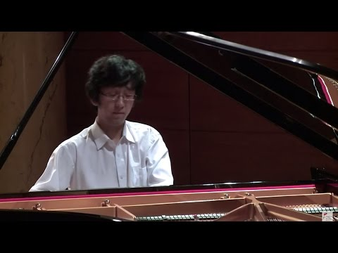 Yu An – Chopin Piano Competition 2015 (preliminary round)