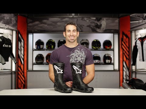 Alpinestars S-MX 5 WP Motorcycle Boots