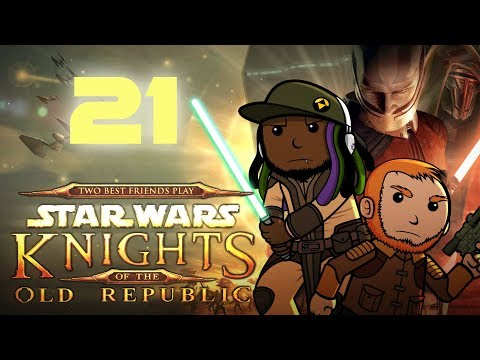 Best Friends Play Star Wars: KOTOR (Part 21)
