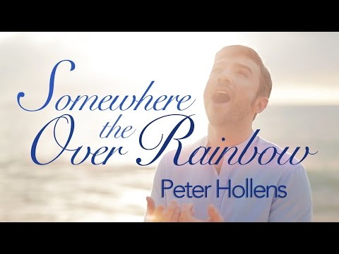 Somewhere Over the Rainbow - Peter Hollens