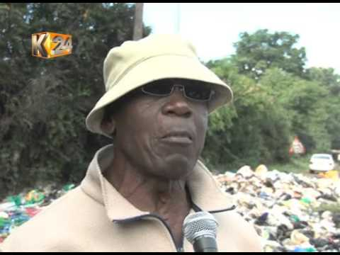 Nairobi buckling under the pressure of uncollected garbage