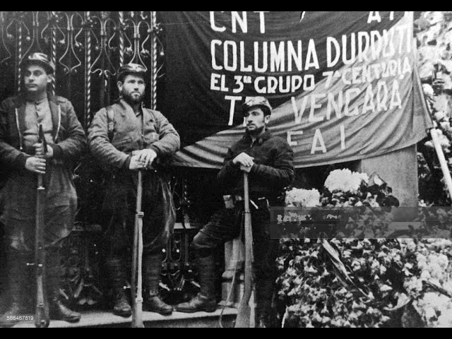 Living utopia (Vivir la utopia) - Unique documentary on Anarchists in the Spanish Revolution (1936)