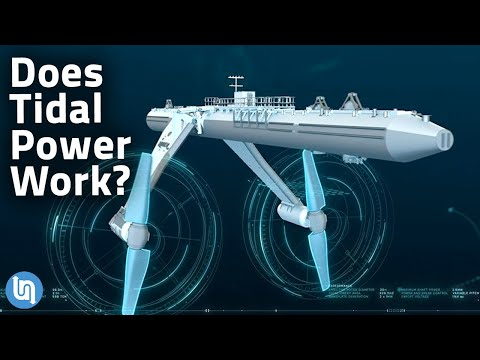 Can Underwater Turbines Work? Tidal Power Explained