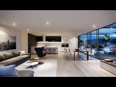 Modern Living Room Interior Design - Living Room Decorating Ideas ...