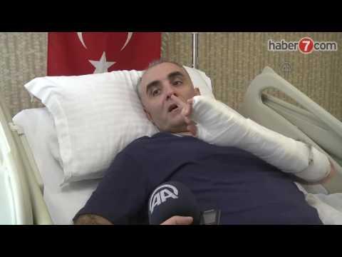 Albay Davut Ala 7 kurşun yedi sancağı hainlere teslim etmedi