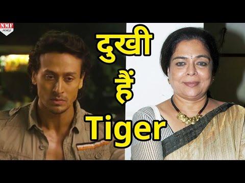 Reema Lagoo के निधन से दुखी Tiger Shroff ने दी श्रद्धांजलि