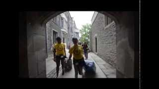 Residence Move-In | Victoria College Orientation 2014
