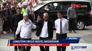 Jokowi Beri Waktu 3 Bulan TGPF Selesaikan Kasus Novel - JPNN.COM