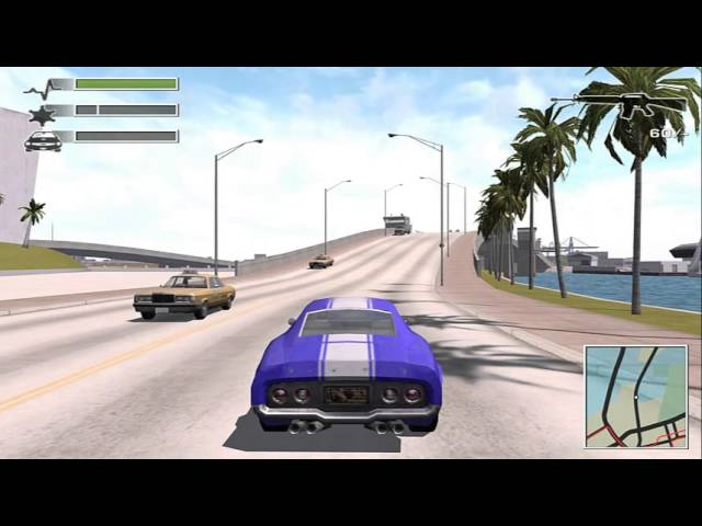 DRIVER 3 - Modifying the handling