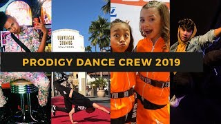 Prodigy Dance Crew Dancer Demo Nov 2019