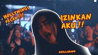 LIVEMUSIC #1 BERHARAP TAK BERPISAH (reza artamevia) HOLYWINGS AMBYARR !!!!